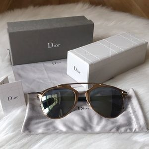 8d1cef65ebbc Women s Dior Reflected Sunglasses on Poshmark
